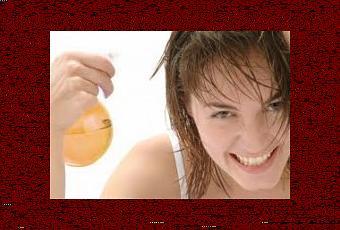 Vitamine di gruppo in azione su capelli