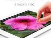 Nuovo iPad fotocamera iSight megapixel