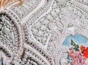 Balmain pearl embroidered masterpiece