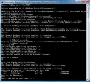 universal termsrv.dll patch windows 8.1