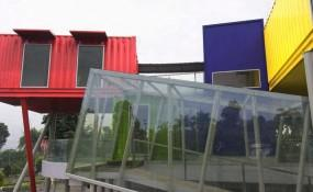 Architetture riciclate: i containers