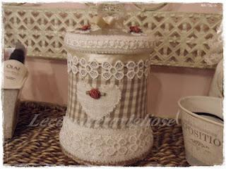 Sweet beauty Home shabby chic,Portacotone country chic