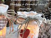 Natale shabby chic atmosfere