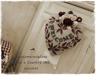 My country nest shabby chic e casa romantica paperblog - Casa romantica shabby chic ...