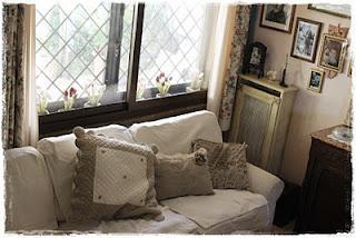 Shabby chic e provenza, cuscini - Paperblog