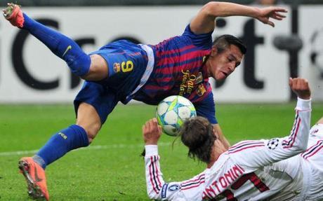 ASCOLTI TV/ Oltre 12 mln per il quarto di finale di Champions MILAN – BARCELLONA