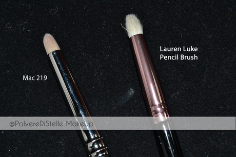 Preview: Set pennelli Lauren Luke