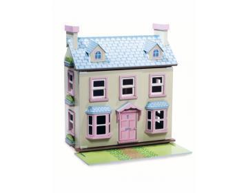Giocattoli per bambine le toy van la casa delle bambole for Planimetrie delle case dei sogni dei kentucky