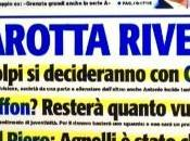 Foto,ecco prima pagina TuttoSport…Del Piero sempre lontano riconferma