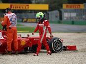 2012 Massa, Ferrari chiacchiere bar!
