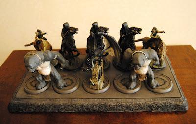 nuovi speciali offrire nuova versione Il Signore degli Anelli - modelli per collezionisti De ...