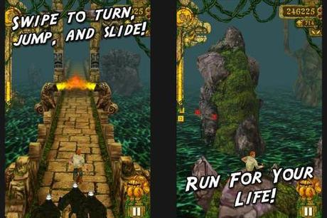 Game Temple Run Android oltre 1 milione di download in 3 giorni
