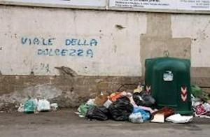 Rifiuti: Palermo come Napoli?
