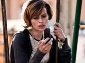 "Claudia Pandolfi:""Nuda senza pietà set"""