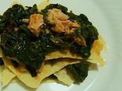 Millefoglie spinaci tonno