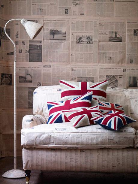 Union jack rules in interior design l taziwi