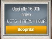 Gratis Letsbonus Happy Hour dale 16.00 alle 17.00 acquista coupon altro OMAGGIO